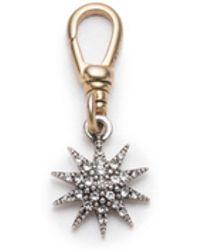 Lulu Frost - #diy Charm 9 Clear Electra Star Spring Ring - Lyst