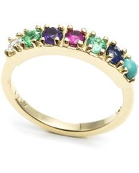 Lulu Frost - Code Word Dearest Ring 14k Gold - Lyst