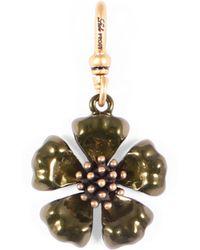 Lulu Frost - Buttercup Olive Flower Charm - Lyst