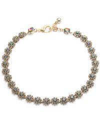 Lulu Frost - Beam Riviera Necklace - Flux - Lyst
