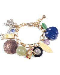 Lulu Frost - *vintage* Charm Bracelet 16 - Lyst
