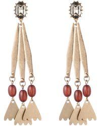 Lulu Frost - Sierra Statement Earrings - Lyst