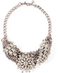 Lulu Frost - Vintage Frost Collage Necklace 13 - Lyst