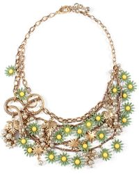 Lulu Frost - Moorea Collage Necklace - Lyst