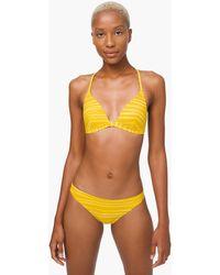lululemon athletica Deep Sea Swim Top - Yellow