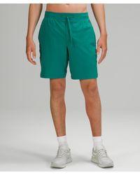 """lululemon athletica T.h.e. Short 9"""" Lined - Green"""