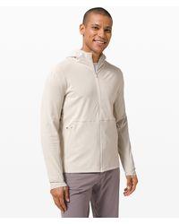 lululemon athletica Surge Warm Full Zip - White