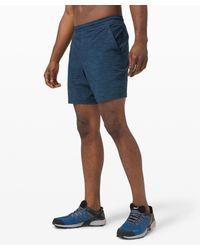 "lululemon athletica - Pace Breaker Short 7"" Lined - Lyst"