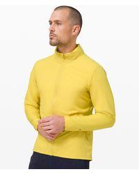 lululemon athletica Active Jacket - Yellow