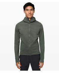 lululemon athletica Fleece Back Soft Shell - Green