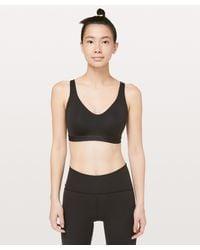 lululemon athletica Up For It Bra *medium Support, A–c Cups - Black