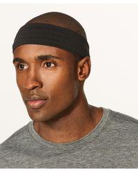 75cb32d99f194 Lululemon Athletica Chamber Ball Cap in Black for Men - Lyst