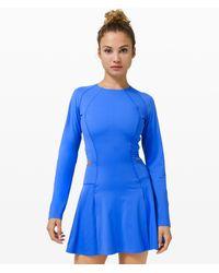 lululemon athletica Runnin Pretty Dress - Blue