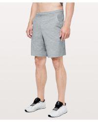 "lululemon athletica Pace Breaker Short 9"" *linerless - Grey"