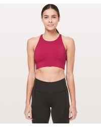 27284d74a2ad5 lululemon athletica - Ride   Reflect Bra   X Soulcycle - Lyst