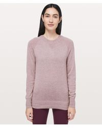 lululemon athletica - Apres Your Way Sweater - Lyst