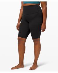 """lululemon athletica Align Shr Short 10"""" - Black"""