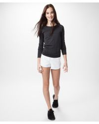 lululemon athletica Speedy Short - Girls - White