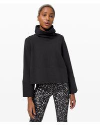 lululemon athletica Retreat Yourself Pullover - Black