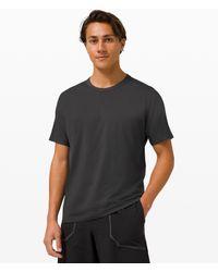 lululemon athletica The Fundamental Oversized T-shirt - Grey