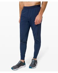 lululemon athletica Surge Hybrid Pant *shorter Online Only - Blue