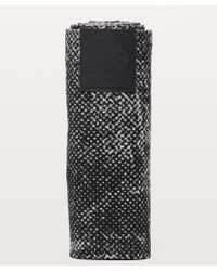 lululemon athletica - The (small) Towel - Lyst