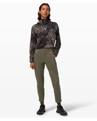 lululemon athletica Lululemon Lab Tolva Cropped Pant - Green
