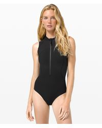 lululemon athletica Wade The Waters Paddle Suit Online Only - Black
