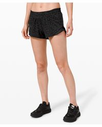 "lululemon athletica Hotty Hot Short Ii *2.5"" - Black"