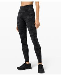 "lululemon athletica Fast And Free High-rise Tight 28"" Nulux - Black"