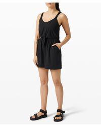 lululemon athletica Handle The Heat Romper - Black