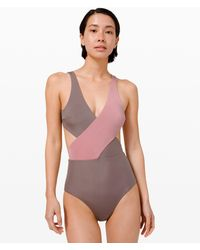 lululemon athletica All That Glimmers Wrap One Piece - Multicolour