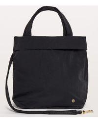 lululemon athletica Principal Dancer Dance Bag *30l - Black
