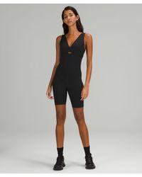 lululemon athletica Lululemon Lab Studio Bodysuit - Black