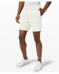 "lululemon athletica Bowline Short 8"" *dye - White"