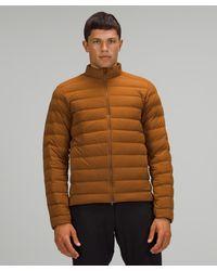 lululemon athletica - Navigation Stretch Down Jacket - Lyst