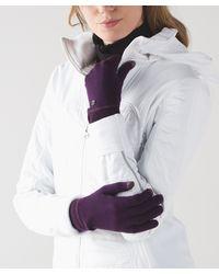 lululemon athletica - Runderland Gloves - Lyst