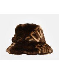 Gcds Brown Hat