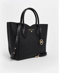 MICHAEL Michael Kors Shopping Md Mae Nera - Black