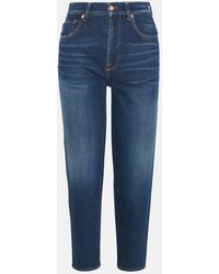 7 For All Mankind JEANS CANYON DARK BLU