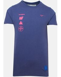 Off-White c/o Virgil Abloh - Mariana De Silva T-shirt - Lyst