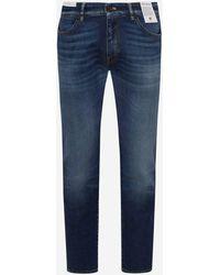 Pt05 - Blue Super Slim Jeans - Lyst
