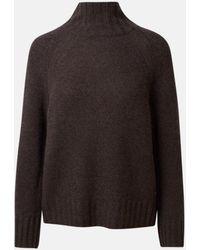 360cashmere Brown Leighton Sweater - Multicolor
