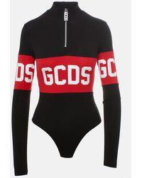Gcds Black Bodysuit