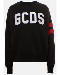 Gcds Black Sweatshirt