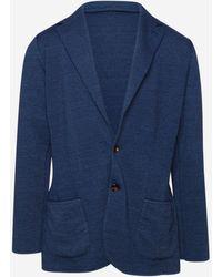 Lardini Blue Blazer