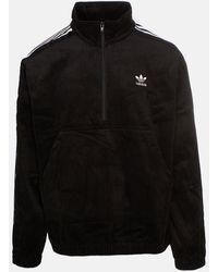 adidas Originals Black Cord Hx Sweatshirt