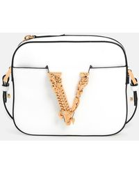 Versace White Bag - Multicolor