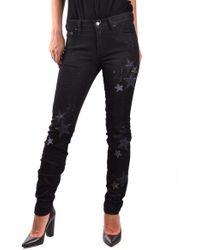 RED Valentino - R.e.d. Valentino Black Star Jeans - Lyst