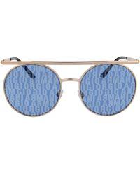 Giorgio Armani Colour Metal Sunglasses - Blue